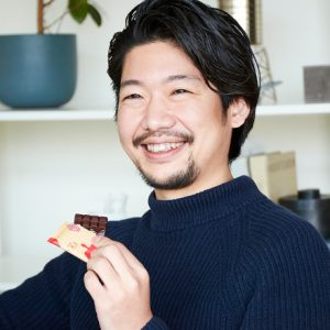 """わたし時間の""""おとも""""はチョコレート!/「クリエイティブのおとも。」フォトグラファー・小田駿一さん"""