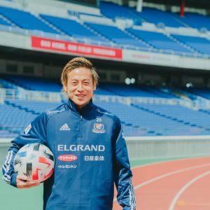【サッカー】横浜F・マリノス 仲川輝人選手/『LOCKER ROOM』はみだしレポート