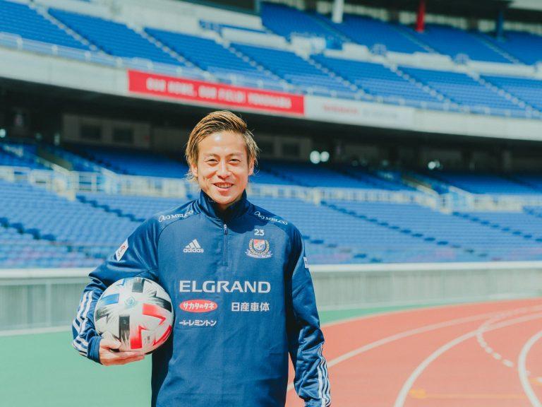 サッカー・仲川輝人選手