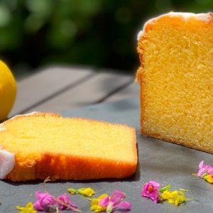 爽やかなレモンでおうち時間を満喫!夏にぴったりな、〈Grenoble〉レモンケークを取り寄せ。