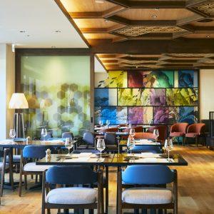 """2020年、箱根に〈ホテルインディゴ 箱根強羅〉が誕生。歴史を織り込んだ""""ストーリー性のあるホテル""""に。"""