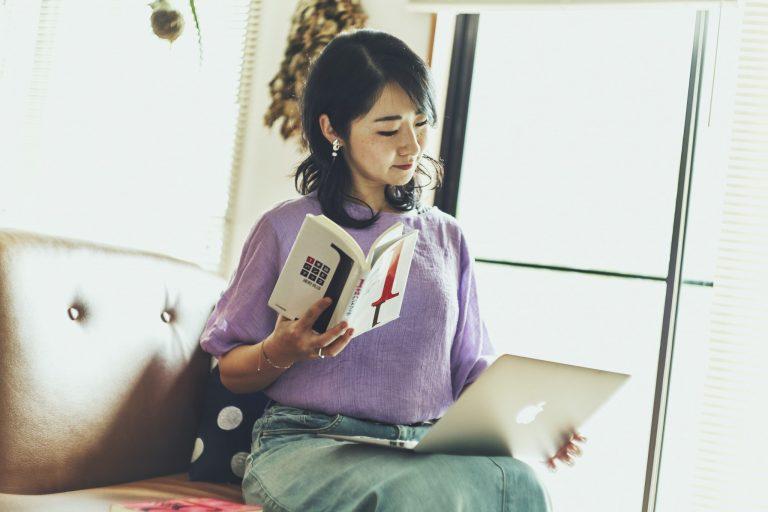 編集者・ライターの藤田華子さん