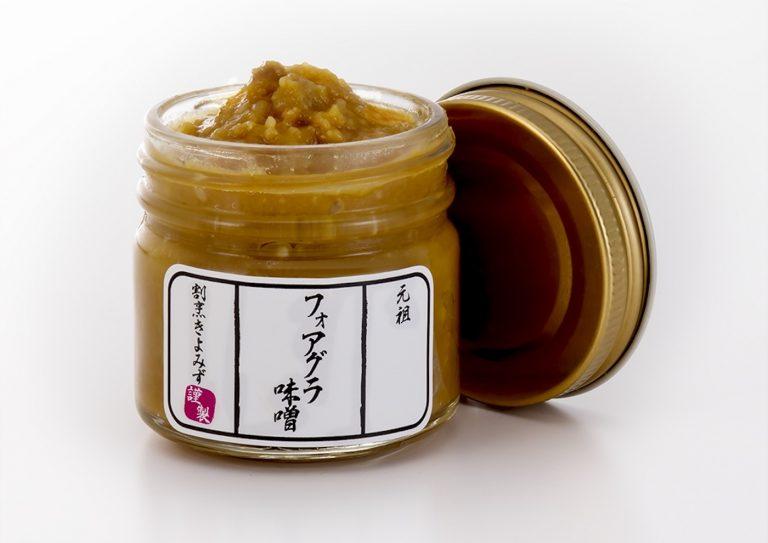 フォアグラ味噌2