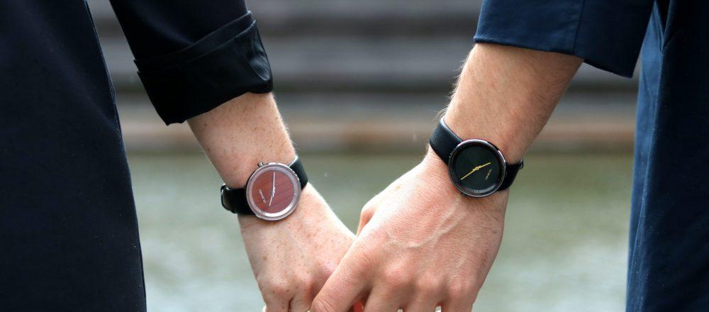 北欧のミニマリズム×桜の木。デンマーク発「ヴェアホイ」新作の木製腕時計を日本先行発売!