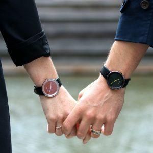 ヴェアホイ時計