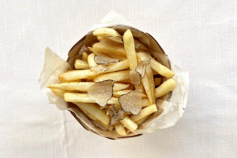 ㈪truffe_french fries_1000yen