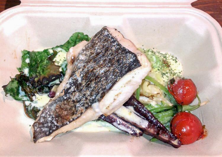 魚と野菜のタプナード-2