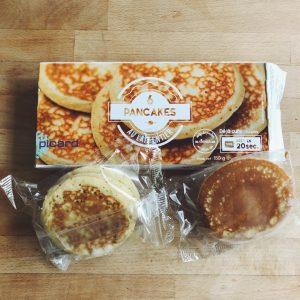 「パンケーキ」6枚入りです。