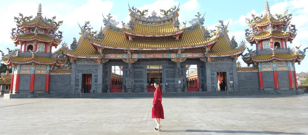 埼玉県坂戸市〈五千頭の龍が昇る聖天宮〉へ。【前編】初めてづくしの道教寺院をリポート!