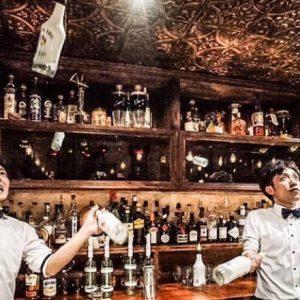 【動画付き】フレアバーテンダーリレー〜児島麻理子の「TOKYO、会いに行きたいバーテンダー」〜