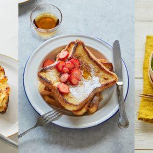 バスクチーズケーキ ヨーグルトフレンチトースト わっぱ弁当 レシピ