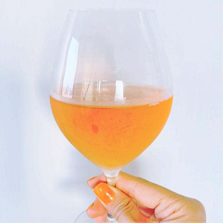 安心院 小さなワイン工房 デラウェアオレンジ2019 オレンジワイン