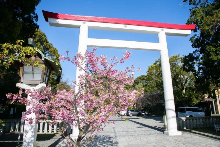 〈鎌倉宮〉/二階堂