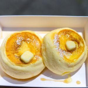 プレーンパンケーキ 700円