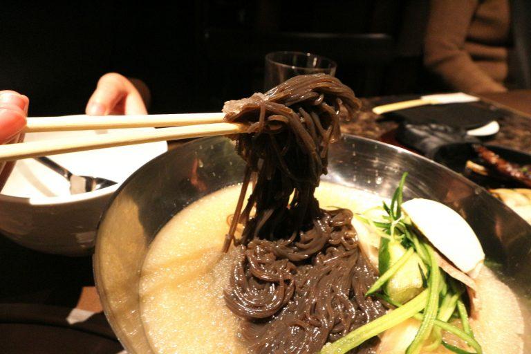 焼肉 冷麺 ユッチャン 六本木