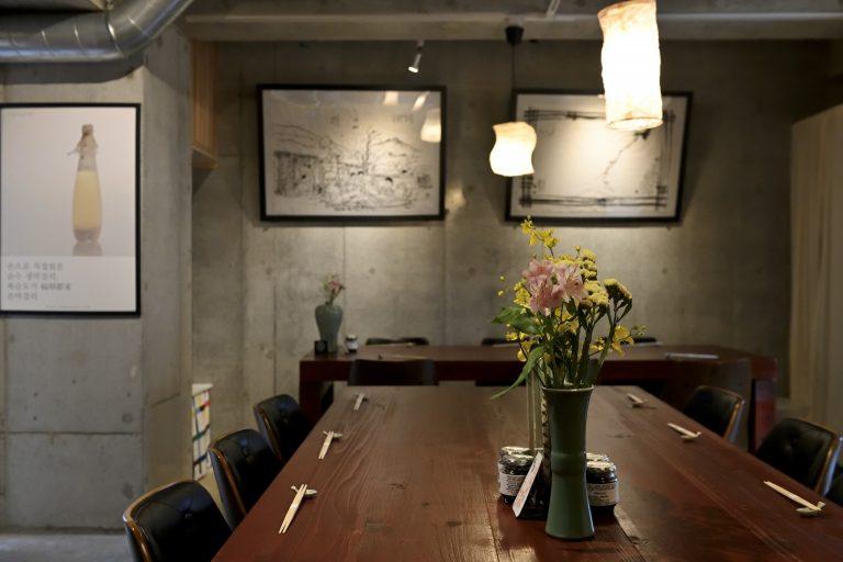 韓国食堂 入ル 坂上ル 恵比寿