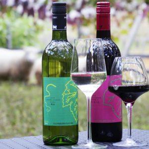"""日本ワイン発祥の地""""ワイン県やまなし""""自慢のワイン。"""