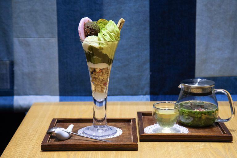 〈和カフェ Tsumugi 〉 日比谷