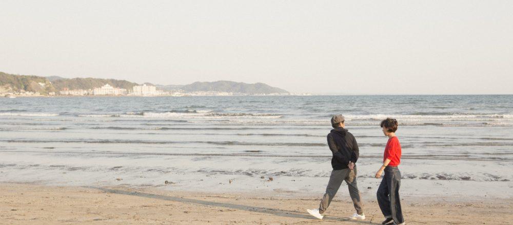 鎌倉在住歴10年、写真家・内藤啓介さんの1日に密着!ふらりと散歩して、友人に会って、ビールを飲んで。