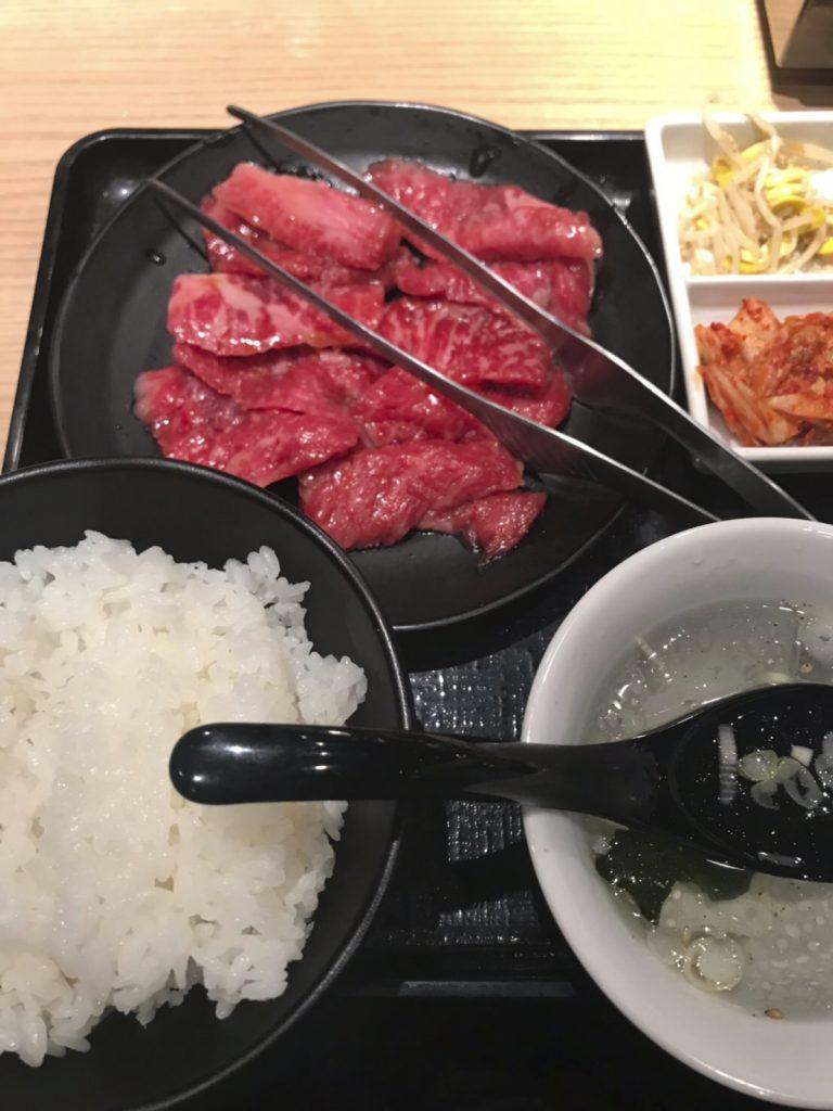 〈焼肉本舗 ぴゅあ 大手町店〉丸の内