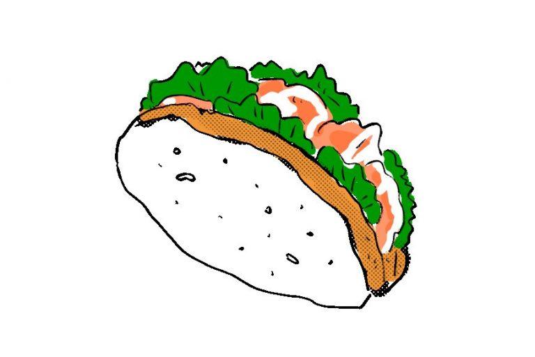 「シェフのこだわりが光るサンドイッチ(須田純子さん)」