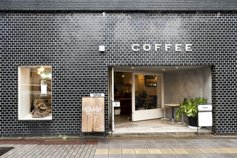 〈Bridge COFFEE&ICECREAM〉/馬喰町
