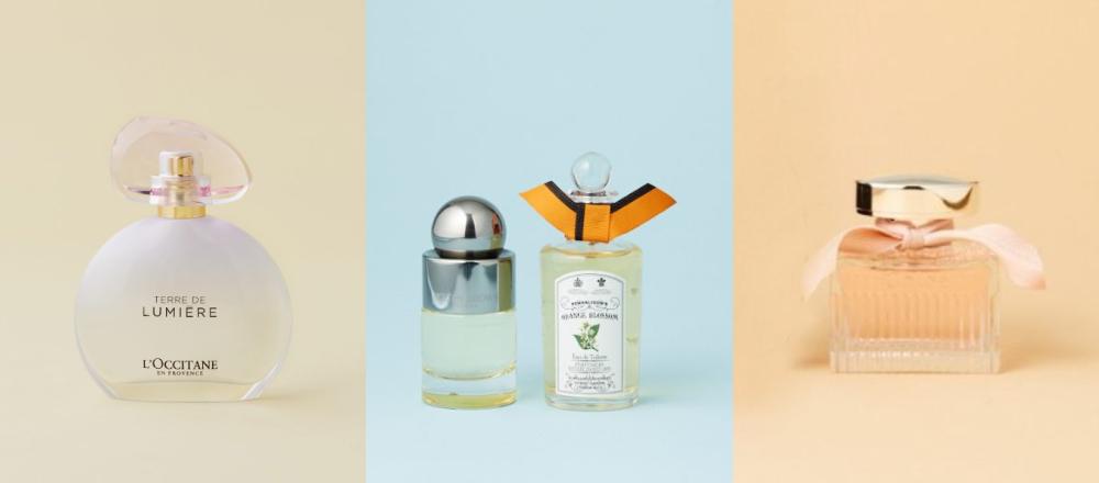 働く女子が愛用するオードトワレ5選!香水初心者にもおすすめ、夏はふんわり香らせて。
