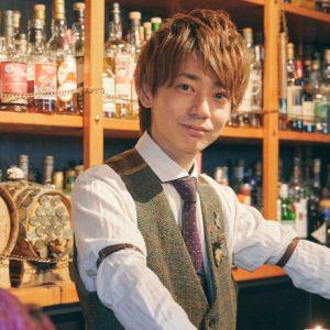 新宿〈BAR LIVET〉小倉 友翔さん〜児島麻理子の「TOKYO、会いに行きたいバーテンダー」〜