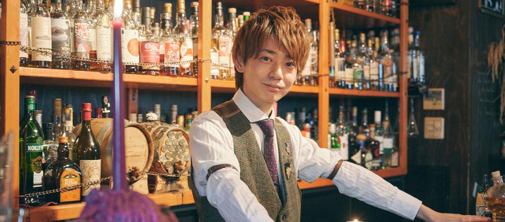 児島麻理子の「TOKYO、会いに行きたいバーテンダー」第12回:新宿〈BAR LIVET〉小倉 友翔さん