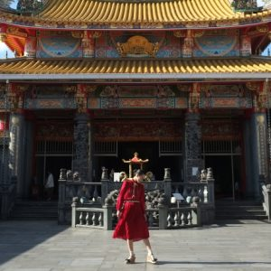 埼玉県坂戸市〈五千頭の龍が昇る聖天宮〉へ。【後編】台湾に行きたくなる!?煌びやかな本殿をリポート。