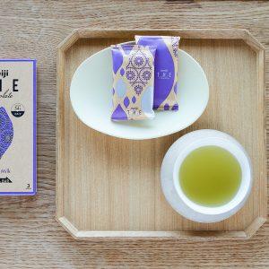 「サニーミルク」×煎茶
