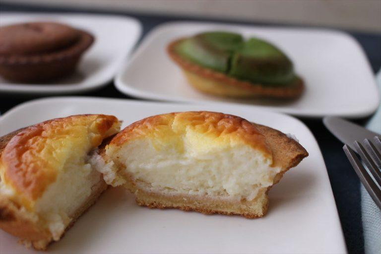 〈BAKE〉チーズタルト