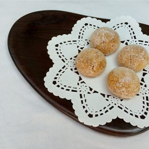 秘伝のレシピを初公開!レモンが香るサクサク食感「レモンとココナッツのシュガーボウル」レシピ。