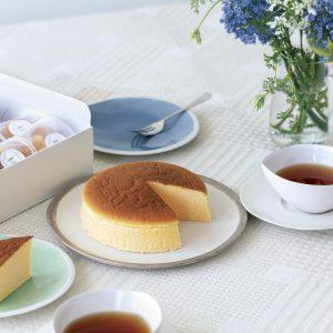 おいしくて、グルテンフリーなチーズケーキが登場!米粉×こめ油で作る〈come×come〉の注目スイーツ。