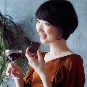 """わたし時間の""""おとも""""はチョコレート!/「お家飲みのおとも。」ライター、PRコンサルタント・児島麻理子さん"""