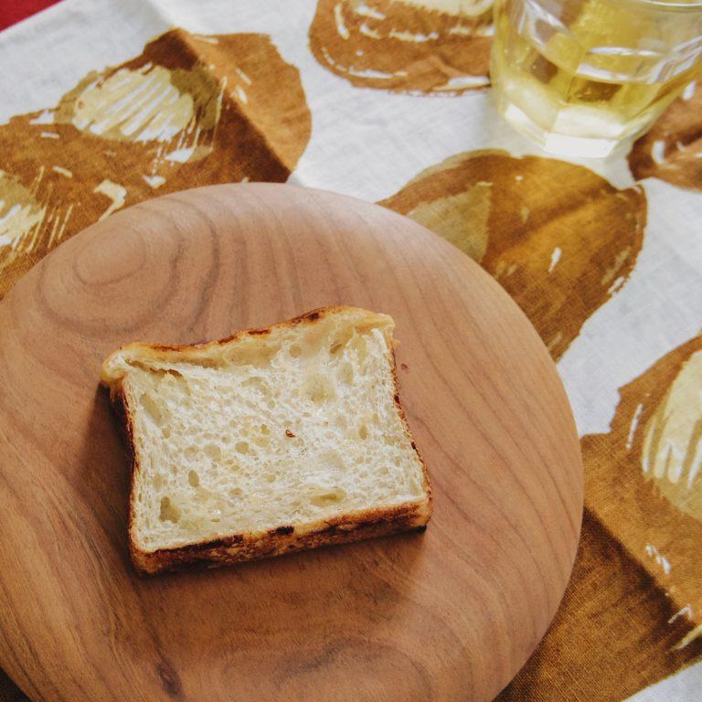 「バンドミフロマージュ」。4種のチーズが贅沢に使われています。