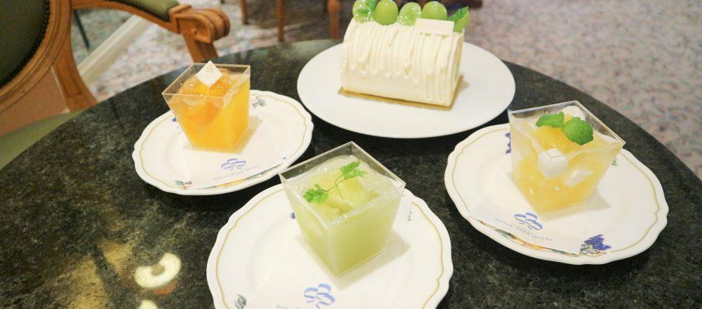 横浜ロイヤルパークホテル〈コフレ〉の『サマースイーツフェア』で夏限定スイーツを堪能!