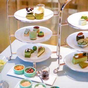 全24種類のスイーツを好きなだけ。〈ANAインターコンチネンタルホテル東京〉の「抹茶コレクション2020」開催!