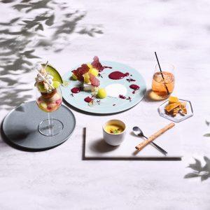 7月限定メニューは「メロン」。銀座・完全予約制フルーツサロン〈Beauty Connection Ginza〉でスイーツのフルコースを堪能!