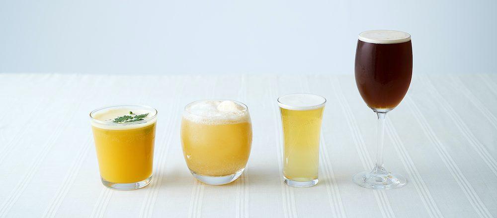 ちょい足しでできる「ビアカクテル」アレンジ4選!アイスにジュース、コーヒーまで。