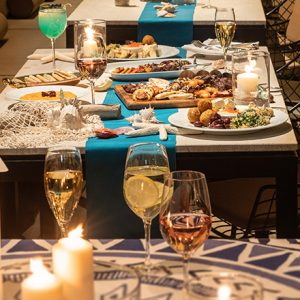 夏のご褒美は〈グランド ハイアット 東京〉のテラスプラン!地中海料理でリゾート気分を堪能。