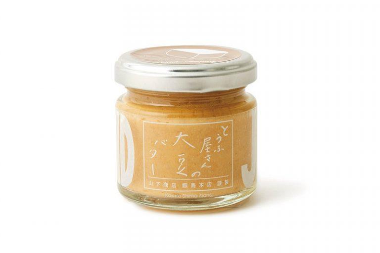 〈山下商店〉の大豆バター
