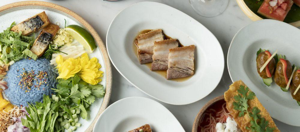 森枝幹氏プロデュースのタイ料理店〈chompoo〉が「ヴーヴ・クリコ」とコラボ! | Report | Hanako.tokyo