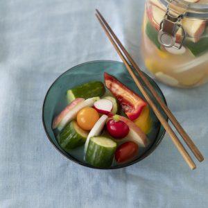美容大国・韓国でおなじみ!自宅で簡単に作れる「水キムチ」のレシピ