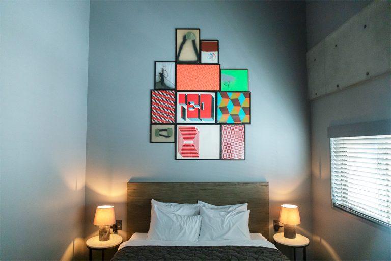 〈node hotel〉四条烏丸