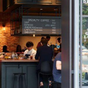 〈ザ・スクエアホテル銀座〉×〈BUNDOZA CAFE&BAR〉/銀座一丁目