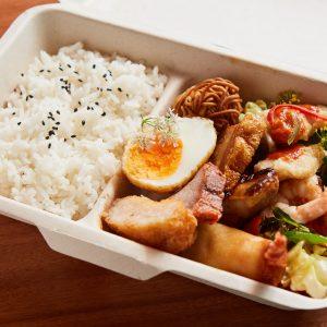 1日15食限定「12種のタイのお惣菜弁当」1,500円(全て税込み)