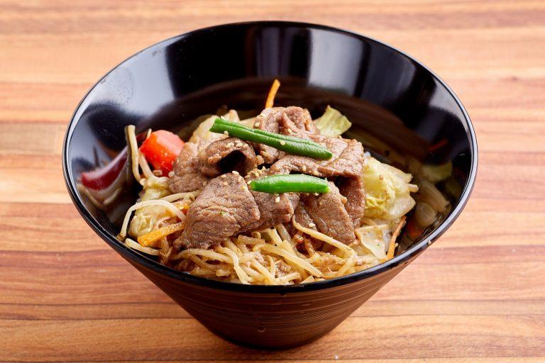 「特上ラムジンギスカン丼」1,250円