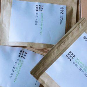 30秒で完成!〈GEN GEN AN〉の水出し緑茶シリーズで、夏の至福を手に入れよう。