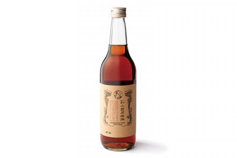 〈小笠原味淋醸造〉の本みりん